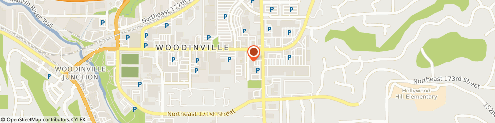 Route/map/directions to Block H & r - Woodinville Office, 98072 Woodinville, 17417 139TH AVENUE NORTHEAST