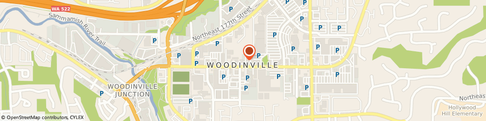 Route/map/directions to Jiffy Lube, 98072 Woodinville, 13444 NE 175th St