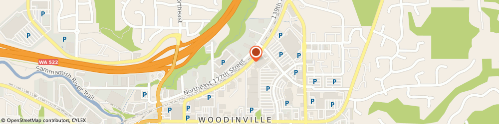 Route/map/directions to Barnes & Noble Woodinville, 98072 Woodinville, 18025 Garden Way N.E