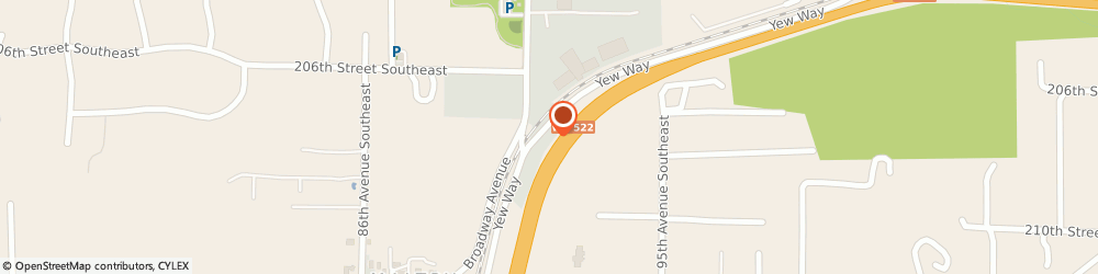 Route/map/directions to Firestone Retailer, 98296 Snohomish, 20726 Yew Way Southeast