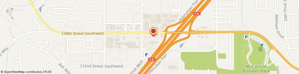 Route/map/directions to Dairy Queen Grill & Chill, 98204 Everett, 230 128th St SW
