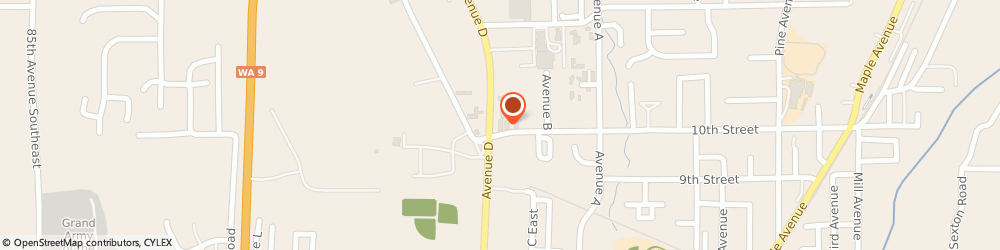 Route/map/directions to Jimmy John's, 98290 Snohomish, 1001 Ave D, Ste.103