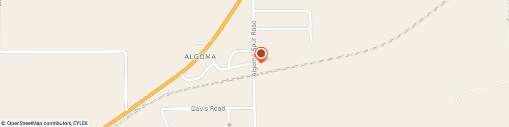 Route/map/directions to U-Haul Co, 83860 Sagle, 17 WALKER WAY