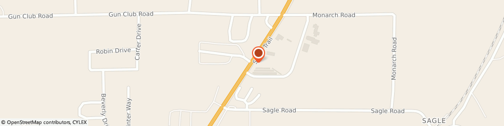 Route/map/directions to U-Haul Co., 83860 Sagle, 468211 HIGHWAY 95