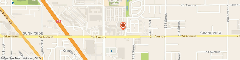 Route/map/directions to Garage Grandview Corners Mall, V3Z 9H7 Surrey, 16081 24Th Ave.