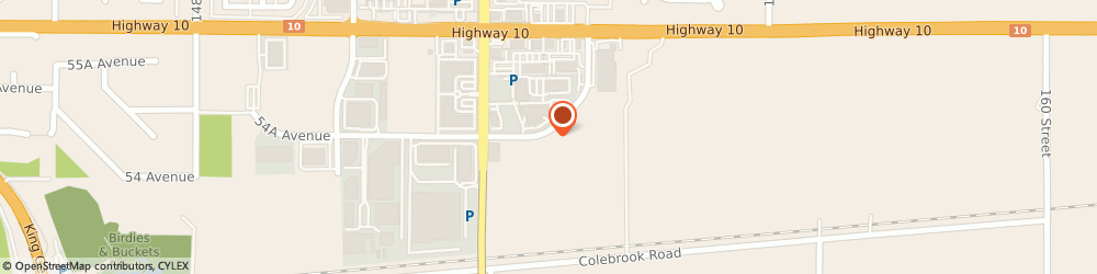 Route/map/directions to RE/MAX Blueprint Realty, V3S 6T4 Surrey, 305-15288 54A Ave
