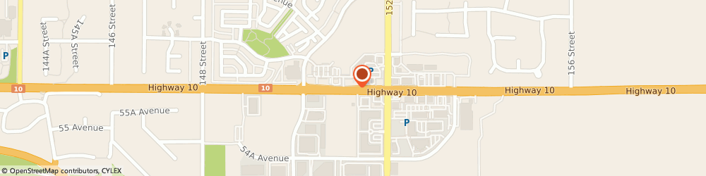 Route/map/directions to Post Office, V3S 9A0 Surrey, Unit 100 - 15157 56 Ave