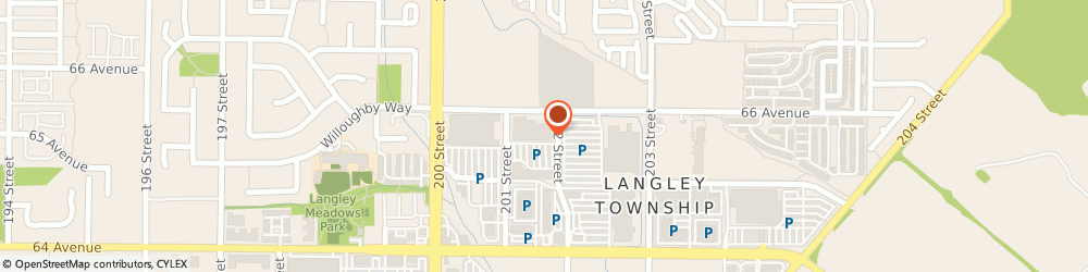 Route/map/directions to Best Buy, V2Y 1P3 Langley, 20202 66th Ave., Unit F3