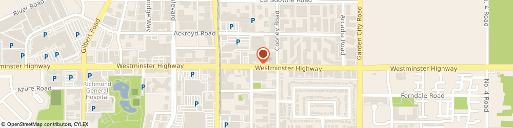 Route/map/directions to Tsim Chai Noodle Restaurant, V6X 1A7 Richmond, 8251 WESTMINSTER HIGHWAY