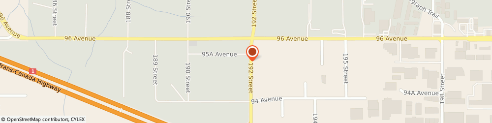 Route/map/directions to PDQ Post Group Inc, V4N 4P2 Surrey, 19134 95a Ave #8