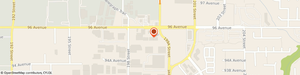 Route/map/directions to OK Tire, V1M 3C2 Langley, 23, 19926 - 96th Avenue