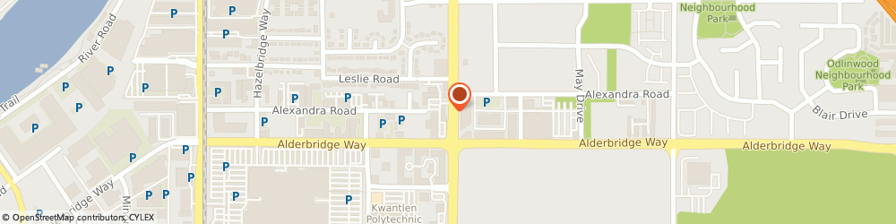 Route/map/directions to Avery Restaurant & Tea House, V6X 3M7 Richmond, 112-4751 Garden City Rd