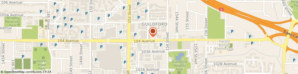 Route/map/directions to Investors Group - JAMES SY, V3R 1E1 Surrey, 10428 153Rd Street, Suite 100