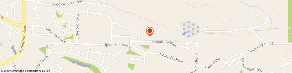 Route/map/directions to Nanaimo Driving Lessons, V9T 2Z1 Nanaimo, 3614 Hillside Ave