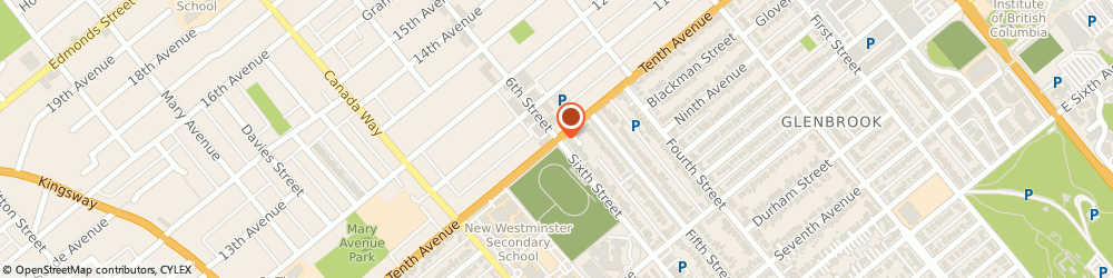 Route/map/directions to G&F Financial Group, V3L 3C7 New Westminster, 760 6Th Street