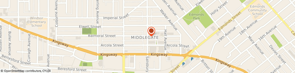 Route/map/directions to Top Appliance Repair Burnaby, V5E 4E6 Burnaby, 801-7235 Salisbury Ave