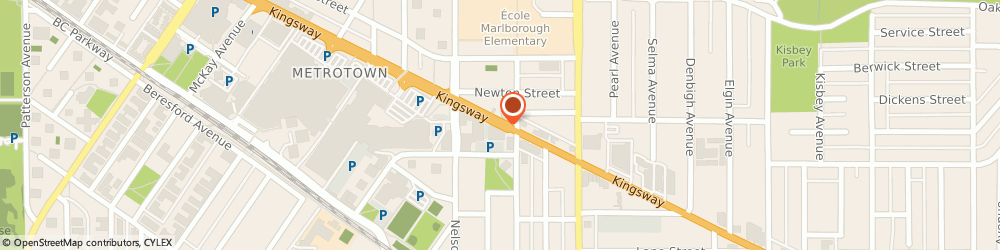 Route/map/directions to Plaza Physiotherapy Clinic, V5H 2E4 Burnaby, 5000 KINGSWAY