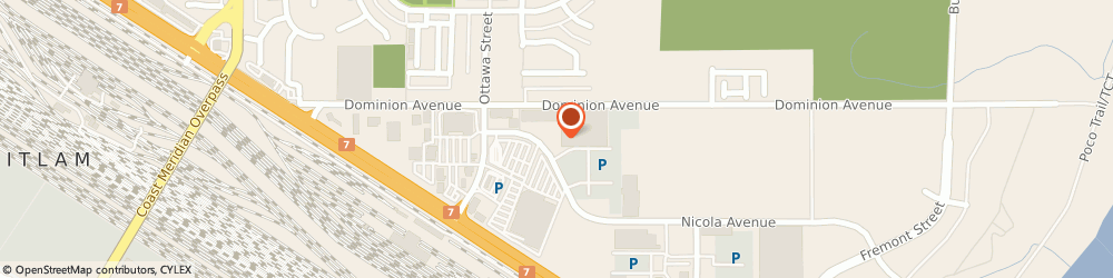 Route/map/directions to Tim Hortons, V3B 8B2 Port Coquitlam, 1097 Nicola Ave