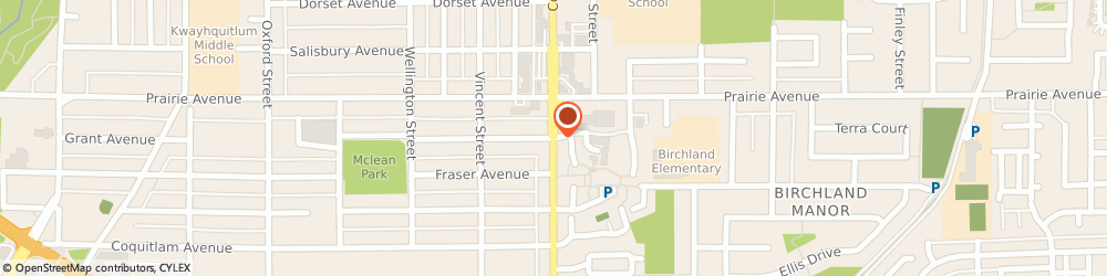Route/map/directions to Dominion Lending Centres - Dynamic Mortgages Deshka Peneff, V3B 3S5 Port Coquitlam, 4051 Sefton St