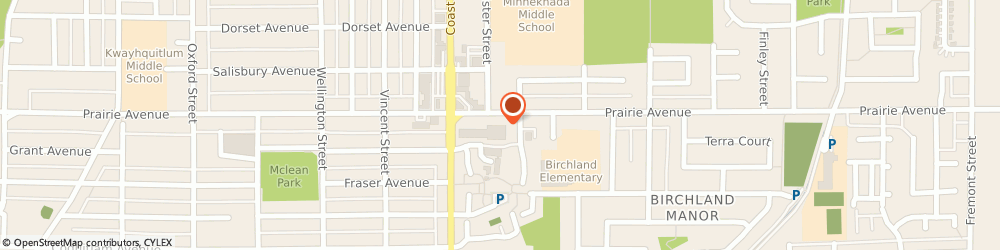 Route/map/directions to Save-On-Foods, V3B 5M8 Port Coquitlam, 1430 Prairie Avenue