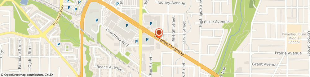Route/map/directions to G&F Financial Group, V3B6P2 Port Coquitlam, 2748 Lougheed Hwy