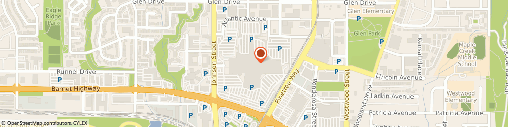 Route/map/directions to Peoples Jewellers, V3B 5R5 Port Coquitlam, 2929 Barnet Highway
