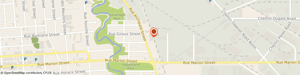 Route/map/directions to Platinum Productions, R2J 0X4 Winnipeg, 560 Archibald Street