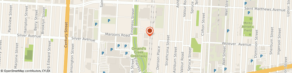 Route/map/directions to Chapters - Polo Festival, R3G 3P6 Winnipeg, Polo Festival, 695 Empress Street