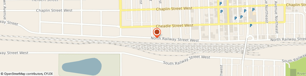 Route/map/directions to Armstrong Implements Ltd, S9H 0A5 Swift Current, 625 NORTH RAILWAY STREET WEST