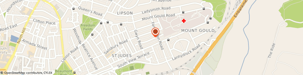 Route/map/directions to Jotauras Electrical Services, PL4 8TG Plymouth, 57 Neath Road