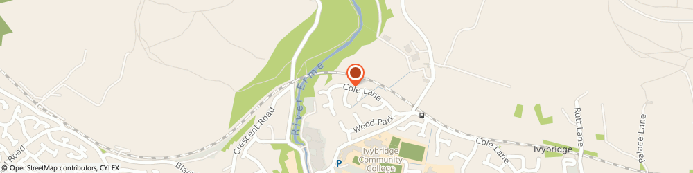 Route/map/directions to Ovenu Oven Valeting Service, PL21 0PN Ivybridge, 23 COLE LANE