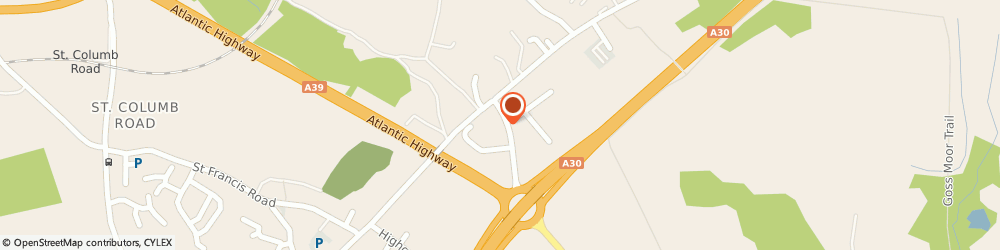 Route/map/directions to Crantock Bakery, M3 3EB Manchester, Lodge Way, Indian Queens Ind Est, Unit 2