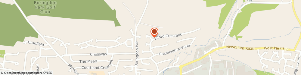 Route/map/directions to Davidsons Decor, PL7 4BS Plymouth, 9 Rhodes Close
