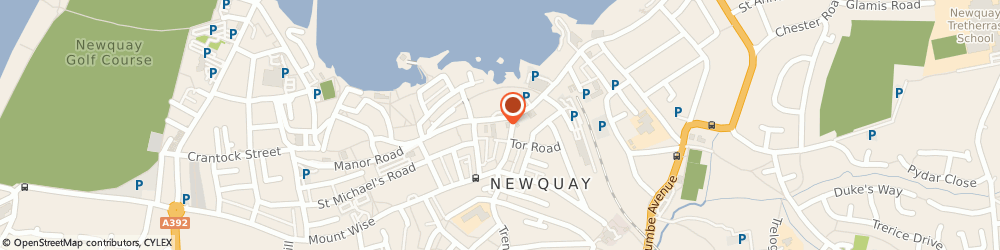 Route/map/directions to R J Chinese Cuisine Restaurant, TR7 1BE Newquay, 62, East Street