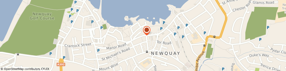 Route/map/directions to Argos Ltd, TR7 1DN Newquay, STORES, 19/23 EAST ST