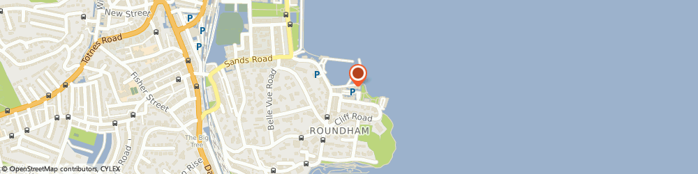 Route/map/directions to Nautique Diving & Water Sports, TQ4 6DT The Harbour, UNIT 5, SOUTH QUAY