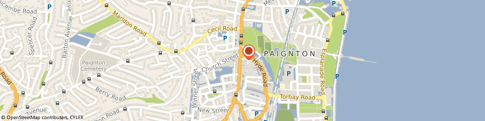 Route/map/directions to The Vindaloo Indian Takeaway, TQ3 3AA Paignton, 52 TORQUAY ROAD
