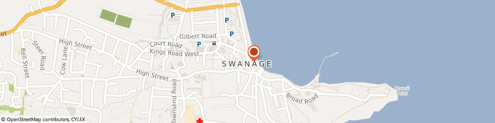 Route/map/directions to McColl's SWANAGE, BH19 1BX Swanage, 6 Institute Road