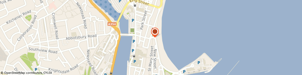 Route/map/directions to nSpire Laptops Ltd, DT4 8EH Weymouth, 39b St Thomas St