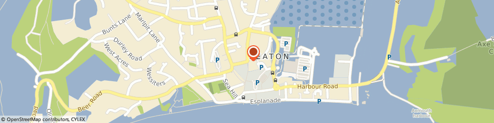 Route/map/directions to NatWest - SEATON ATM, EX12 2LE Seaton, 27 Fore Street