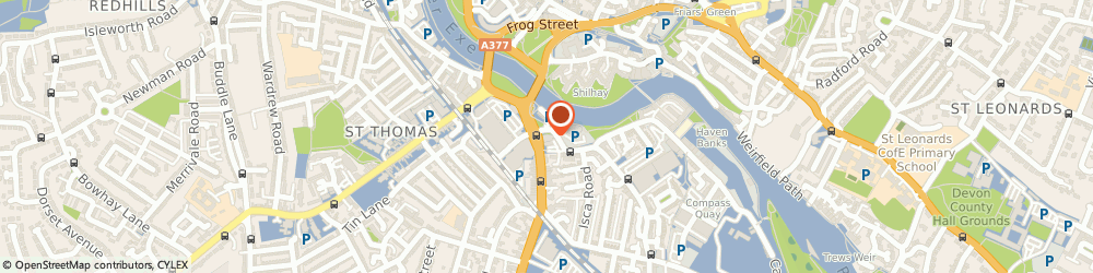 Route/map/directions to Maplin Electronics Exeter, EX2 8BT Exeter, 3, Haven Road
