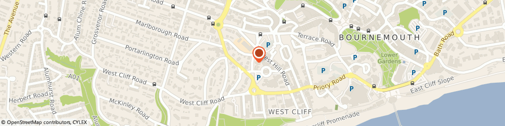 Route/map/directions to Chocolate Delight, BH2 5JQ Bournemouth, 5 Durley Rd