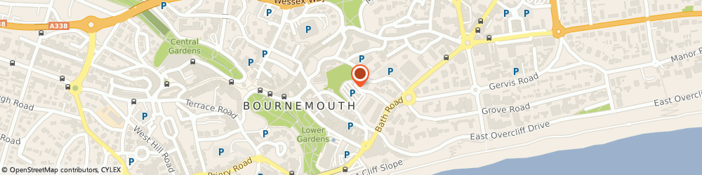Route/map/directions to Midmar Energies Ltd, BH1 1HL Bournemouth, FIRST FLOOR, 6 DEAN PK CR