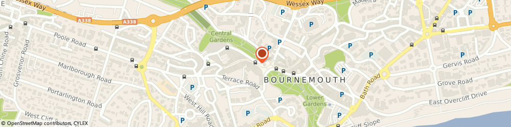 Route/map/directions to Madding Crowd, BH2 5LP Bournemouth, 14a Commercial Rd