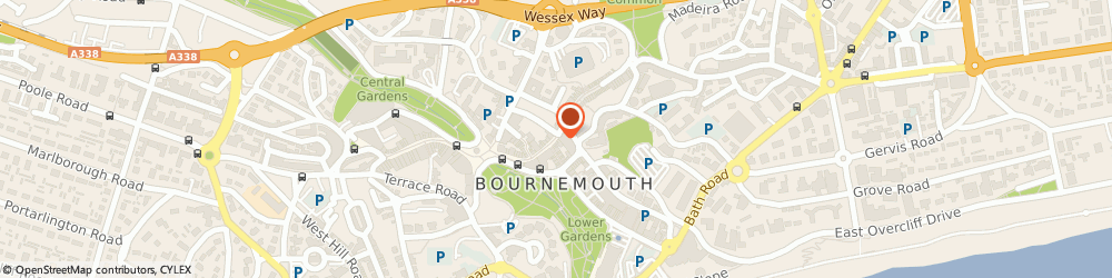 Route/map/directions to Reed Employment Services, BH1 1LN Bournemouth, 44, OLD CHRISTCHURCH ROAD