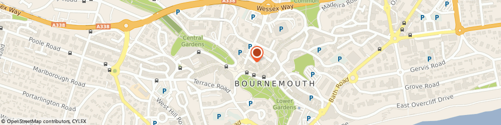Route/map/directions to James Augusti Consulting, BH1 1BL Bournemouth, Bristol & West House, Post Office Rd