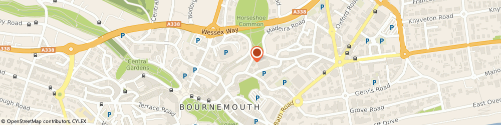 Route/map/directions to Bournemouth City College, BH1 2JN Bournemouth, 27 Fir Vale Road
