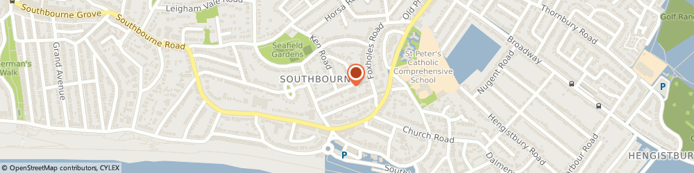 Route/map/directions to Mrs Fitt Circuit Classes, BH6 3ER Bournemouth, 9 Douglas Rd