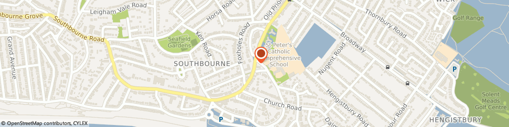 Route/map/directions to Ben Jackson Personal Training, BH6 3BQ Bournemouth, Flat 66 Belle Vue Gardens 239, Belle Vue Rd