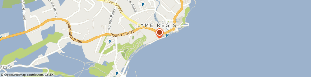Route/map/directions to Boylo's, DT7 3JE Lyme Regis, 3 Marine Parade